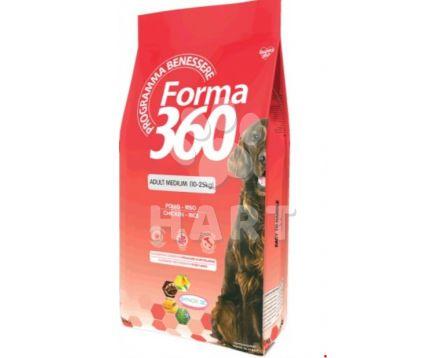 FORMA 360 adult KUŘE medium  12kg