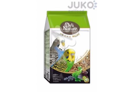 Deli Nature 5 Menu BUDGIES 800g-Andulka