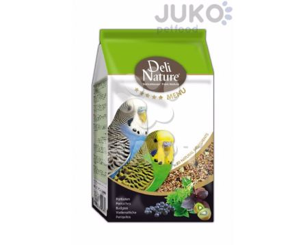 Deli Nature 5 Menu BUDGIES 800g-Andulka