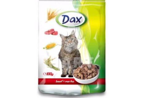Kapsička DAX CAT  hovězí  100g