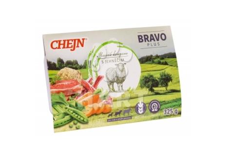 vanička CHEJN Bravo plus Jehněčí 325 g