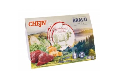 vanička CHEJN Bravo plus Hovězí 325 g