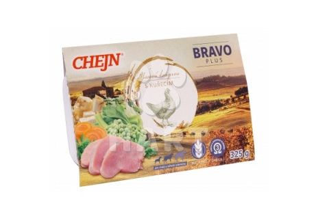 vanička CHEJN Bravo plus Kuřecí 325 g