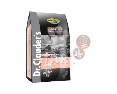 Best Choice Adult Salmon+Rice Sensitive (losos) 12,5kg