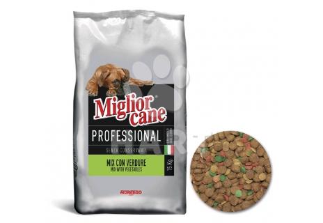 Miglior DOG Professional  Vegetable mix  15kg