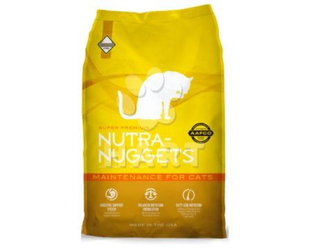 NUTRA NUGGETS Maintenance CAT 1kg