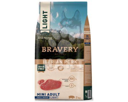 Bravery Dog  MINI LIGHT Adult Iberian pork (iberské prase)   7kg