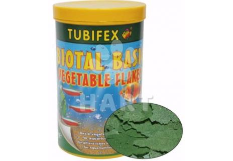 Tubifex BIOTAL-BASIC rostlinné krmivo, vločky 250ml