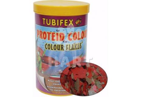Tubifex PROTEID-COLOR , proteinový mix vloček  250ml