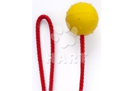 Míček 5 cm, odolná (gumová) hračka z tvrdé gumy