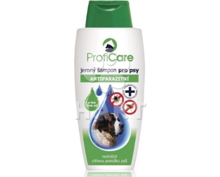 Antiparazitní šampon s Tea Tree Proficare 300 ml