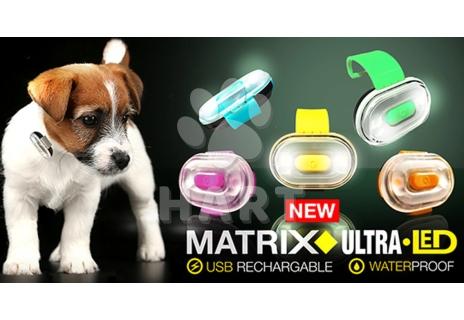 Max & Molly Matrix Ultra LED, bezpečnostní světlo, bílé 1ks