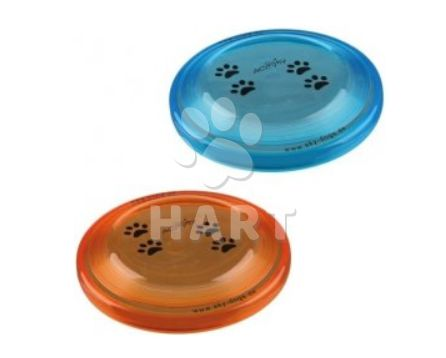 Trixie Dog Activity plastový létající talíř/disk  23 cm      1ks