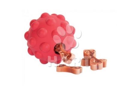 Plnící balonek / Bunchy míček na pamlsky s vanilkou 6.5cm HipHop 1ks