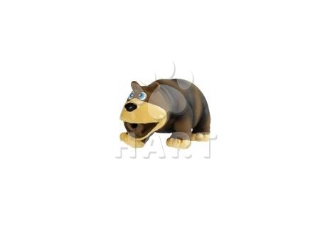 Chrochtající HipHop Medvěd se zvukem 17cm