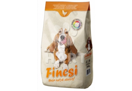 Fincsi Dog Dry food with Poultry 20kg