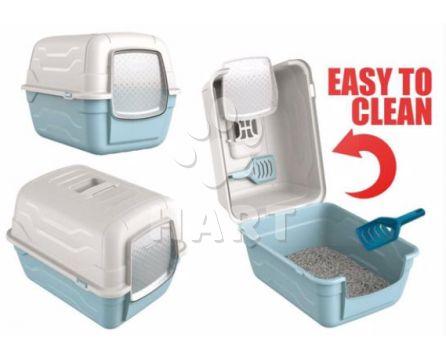 WC RotoToilet 52x40x40 s filtrem a lopatkou     1ks