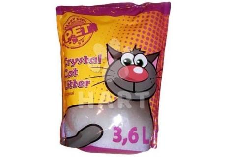 Silikátové stelivo HAPPY COOL PET ORIGINÁL 3,6L