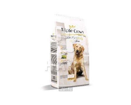 TRIPLE CROWN dog – Sbeltic dog light adult (pro psy s nadváhou) 3kg