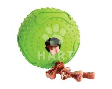 Plnící balonek / Míček na pamlsky s vanilkou 9,5cm HipHop   1ks