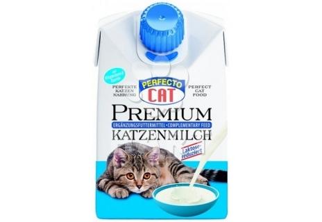 Mléko pro kočky a koťata - Perfecto cat prem.200ml    1ks