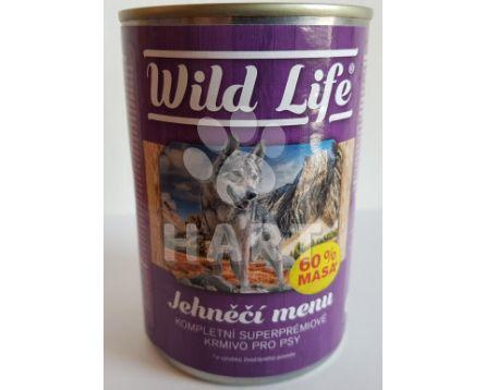 Konzerva Wild Life superpremium pate jehněčí  400g