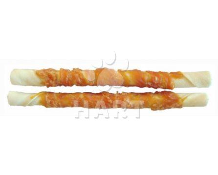 Buvolí tyč + kuřecí maso dl./vel.25,5cm /2ks v balení   1bal.
