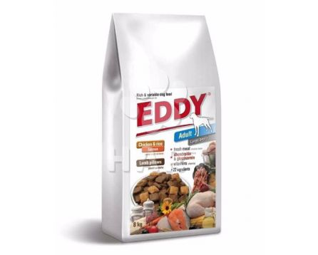 Eddy Dog Adult Large Breeds(2x8kg)   16kg
