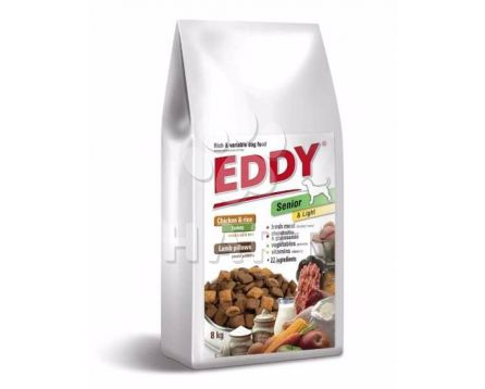 Eddy Dog Senior & Light(2x8kg)   16kg