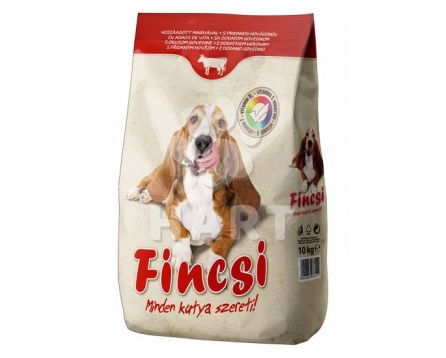 Fincsi Dog Dry food with Beef 10kg