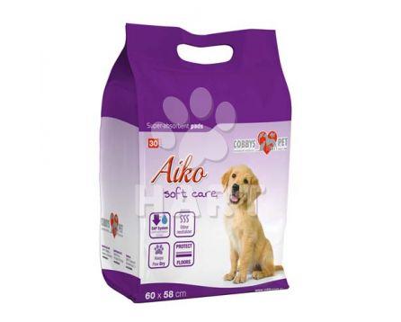 PLENY/ podložky AIKO Soft Care Lavender(s levandulí) 60x60cm  10ks