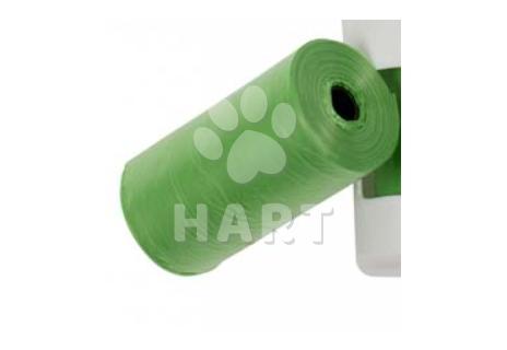 Hygienické sáčky na trus biologicky rozložitelné, DUVO+, 4ks v balení     1bal.