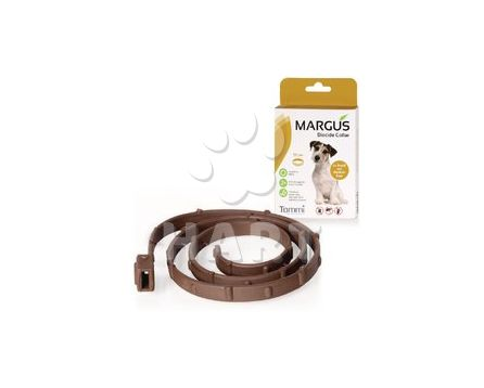 Antiparazitní obojek pro psy, MARGUS Biocide Collar Dog S-M, 55cm