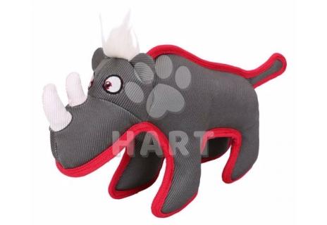 Pevná a odolná hračka - Nosorožec 16x34cm