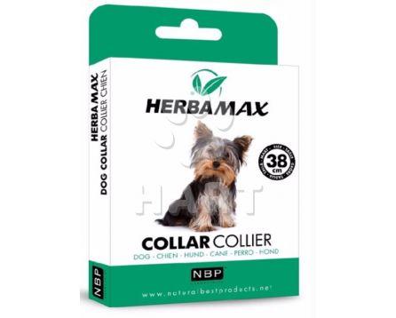 Herba Max Small Dog collar 38cm,  antiparazitní obojek    1ks