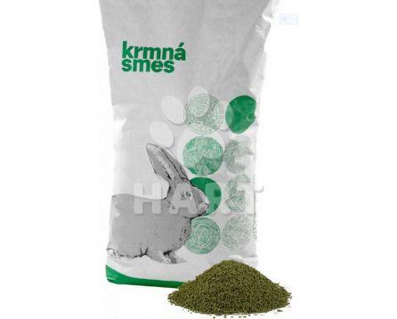 Krmná směs pro králíky KKV GF granule 15kg
