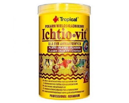 Tropical Ichtio-Vit  vločky      500ml